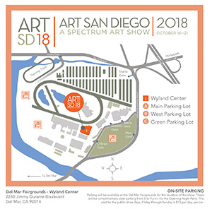 ASD18 Parking Map