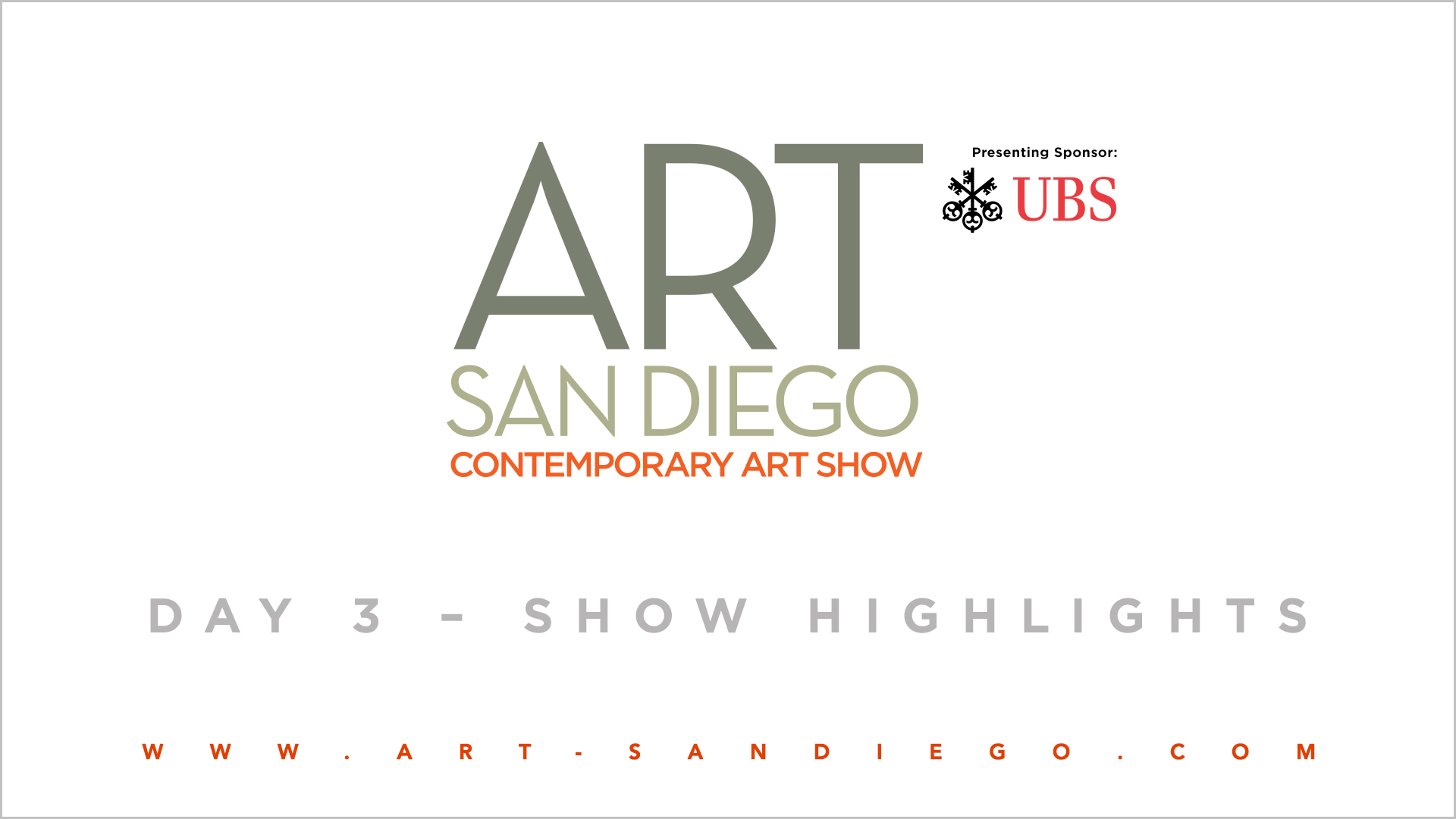 Art San Diego 2016 - Day 3 Hightlights