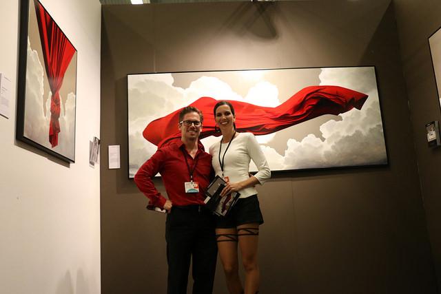 Spotlight Artist Brett Lethbridge.