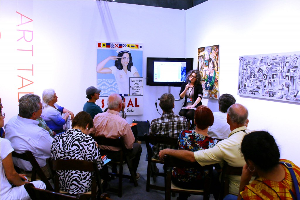 Stacy Conde of Conde Contemporary discusses collecting Cuban art.