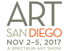Discover Art San Diego—a juried, contemporary art show in the heart of San Diego featuring an international slate of artists & galleries.