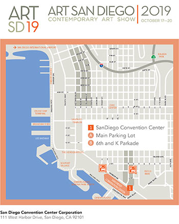 ASD19 Parking Map