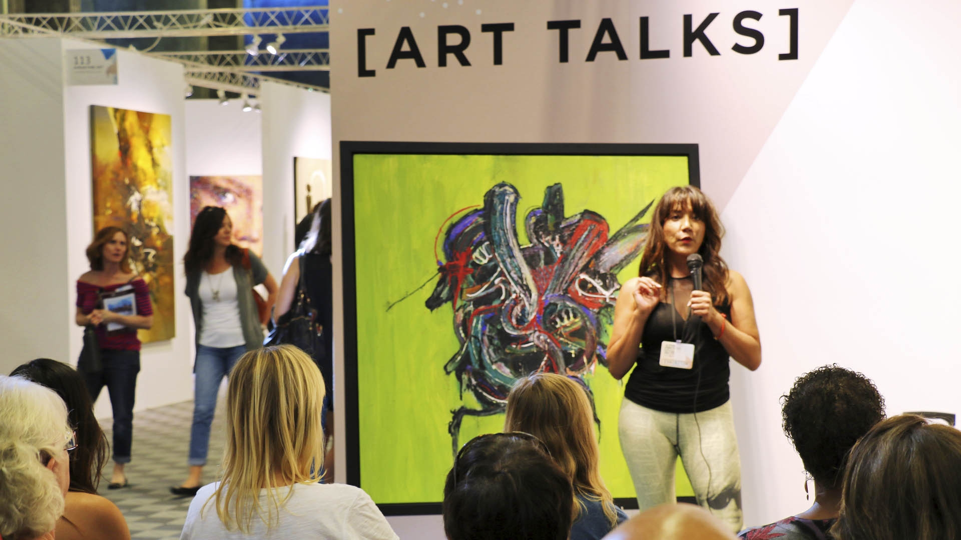 ASD16 - Art Talk