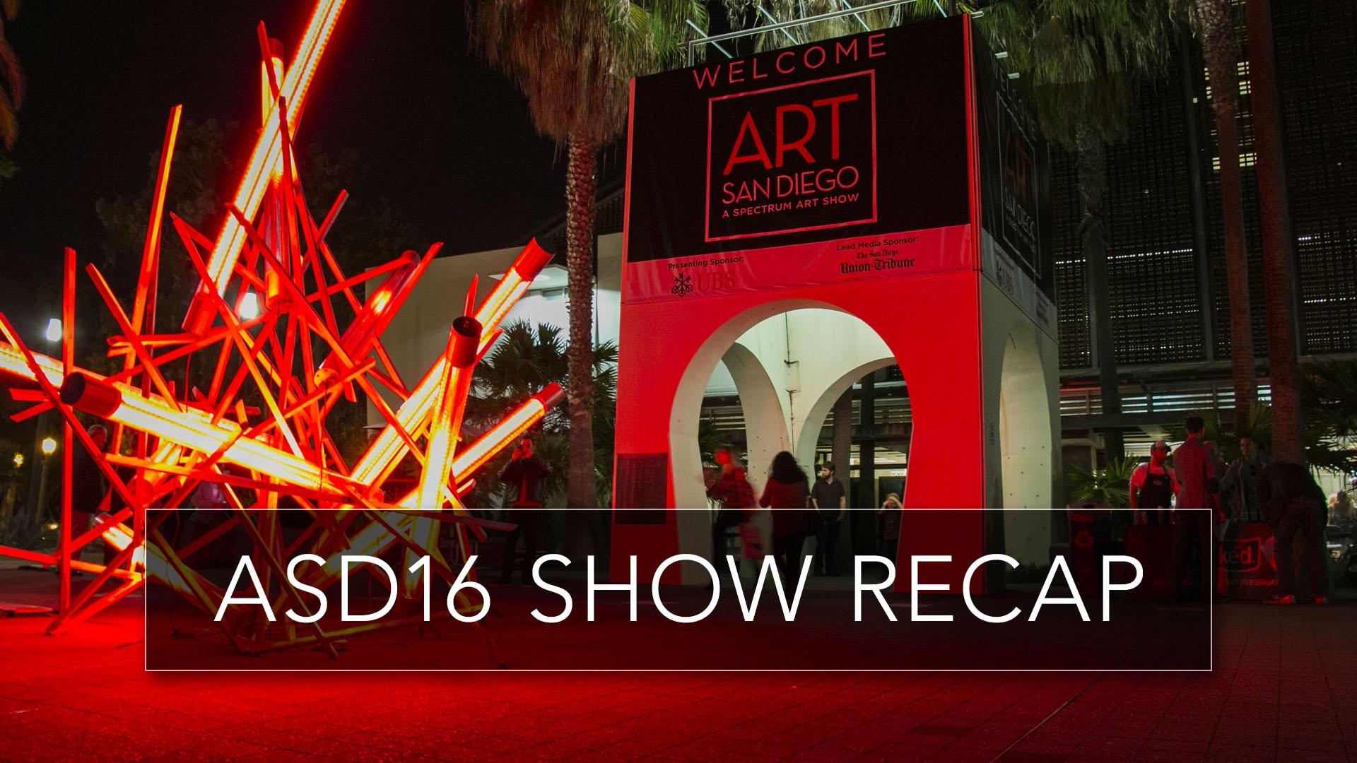ASD16 Show Recap